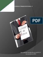 Codigo de Etica Do Iefp