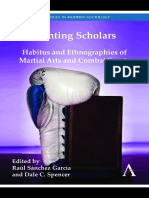 Fighting Scholars - Habitus and Ethnographies of Martial Arts and Combat Sports (2013)