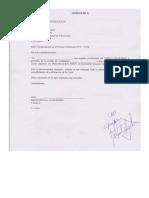 Formatos Aprobados por el Tribunal Electoral para las Elecciones del Nuevo Directorio 2016-2018