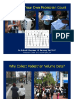 Pedestrian counting