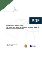 Um Estudo Sobre Gestão de Documentos Arquivísticos Digitais (1)