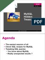 MySQL Hidden Treasures