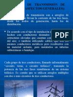 SISTEMAS DE TRANSMISIÓN DE ENERGÍA