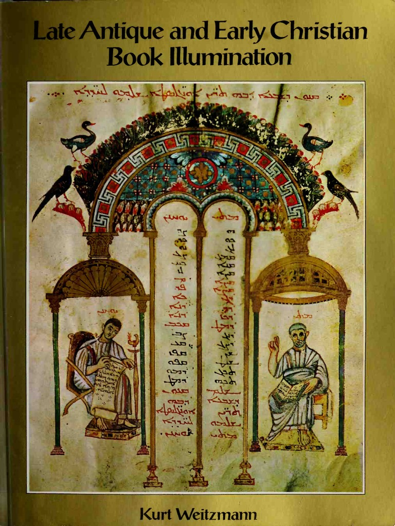 Late Antique And Early Christian Book Illumination Art Ebookpdf