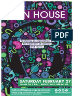 20160224161159 openhouse16 music poster