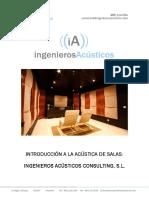 Ingenieros Acusticos Manual Sobre Acustica de Salas