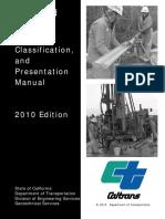 CALTRANS Logging Manual 2010