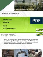 Presentacion Icisa Tuberias Espanol