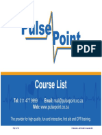 Pulse Point Courses (1)