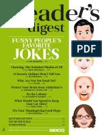 Reader's Digest USA 2015-11