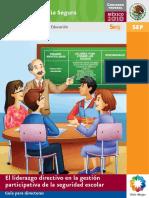 El Liderazgo Directivo en La Gestión Participativa de La Seguridad Escolar