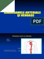 9-Sindroame Arteriale Si Venoase