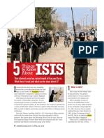5 things to know about isis