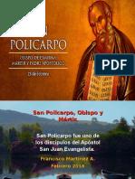San Policarpo, Mártir )