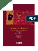 E-book II Ensino de Línguas Materna e Estrangeira