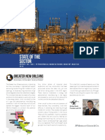 Greater New Orleans, Inc. State of the Sector, Energy Industry