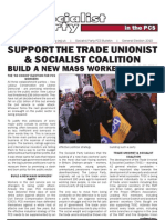 PCS Bulletin www.socialistparty.org.uk