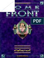 Alternate Reality - Home Front Sourcebook