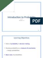 M 2-1 Intro to Probability