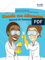 Ciencia Con Alimentos-Manual de Experimentos