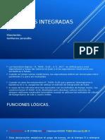 Funciones Integradas II