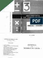 Gateño Caleb - Aritmetica Con Numeros en Color - 3