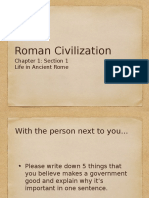 ch  1 rome ppt