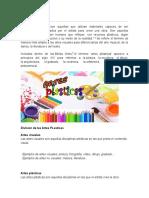 Artes Plásticas