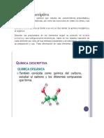 Química Descriptiva
