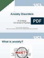 Anxiety Workshop 03.11.15