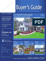 Coldwell Banker Olympia Real Estate Buyers Guide February 27th 2016