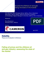 20150423_Falling Oil Prices and the Offshore Oil and Gas Industry