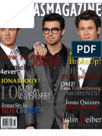 JonasMagazine Issue#9 March-April 2010