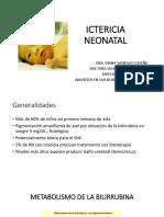 9. Ictericia Neonatal