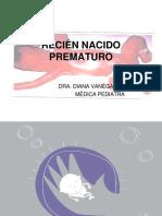 RECIÉN NACIDO PREMATURO