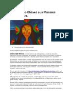 Exhibe Lino Chávez sus Placeres compartidos.docx