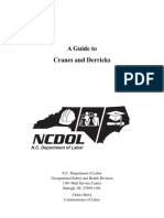 A Guide to Cranes & Derricks