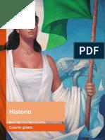 SEP Historia - Cuarto Grado
