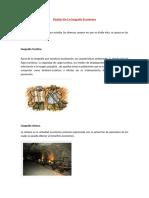 División de La Geografía Económica by Arman T
