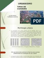 MORFILOGIA DE CIUDAD