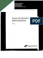 Julio R. Comadira y Hector J. Escola Curso de Derecho Administrativo Tomo I Ed. Abeledo - Perrot Pags. 396398
