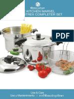 RenaWare Nutrex Cooker (en-SP)