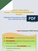 Presentasi Ptk 007 Rev 3 25-26feb2015
