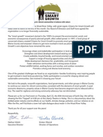 A Special Announcement from Smart Growth