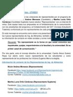 Noticias de Ing de Alimentos (Boletín 2) - UTADEO
