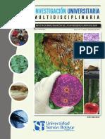 Investigación Universitaria Multidisciplinaria 2014