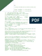 Jscript Notes