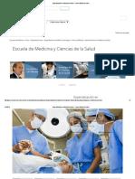 Especialización en Medicina Nuclear - Universidad Del Rosario Colombia