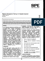 20752-Reservoir Management Training an Lntegrated Approach