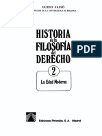 Guido F. Historia de La Filosofia Del Derecho